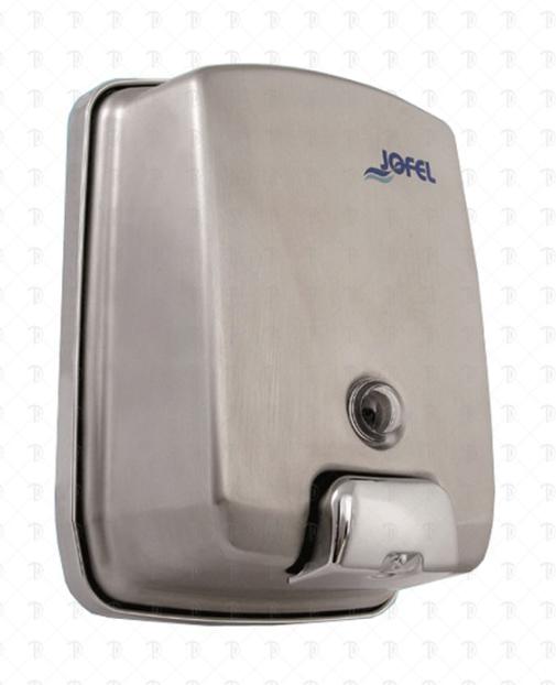 Диспенсер, дозатор Jofel для мыла АС54000 (матовый, 1л), фото