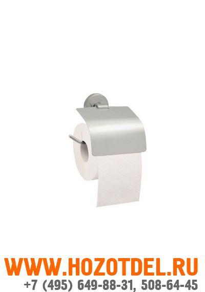 Держатель бытовой туалетной бумаги MERIDA HOTEL, матовый., фото