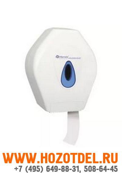Держатель туалетной бумаги MINI MERIDA-TOP (синяя капля)., фото