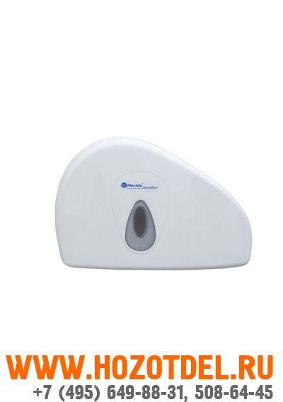 Держатель туалетной бумаги MINI MERIDA-TOP DUO (серая капля)., фото