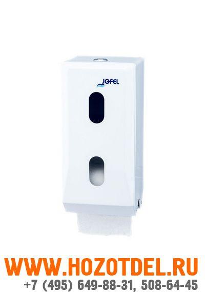 AF22000 – Диспенсер Jofel, серии Clasica для туалетной бумаги в стандартных рулонах, фото