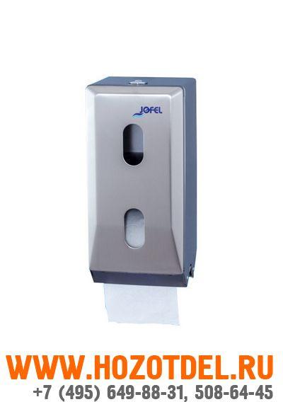 Диспенсер Jofel на 2 рулона туалетной бумаги AF12000, фото