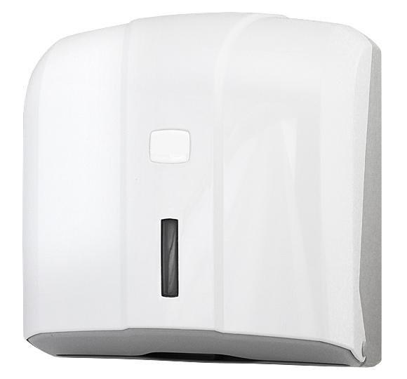 Диспенсер-контейнер  для бумажных полотенец, фото