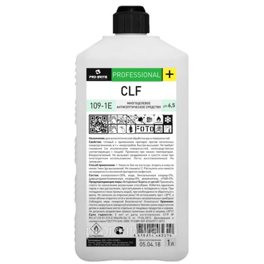 КОЖНЫЙ АНТИСЕПТИК CLF (CLF 1л.), фото
