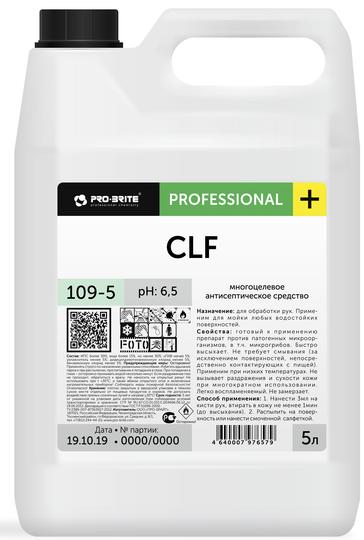 КОЖНЫЙ АНТИСЕПТИК CLF (CLF 5л.), фото