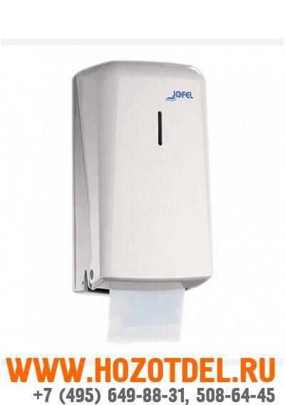 Диспенсер, дозатор Jofel Диспенсер для туалетной бумаги AF50000 (2 рулона), фото