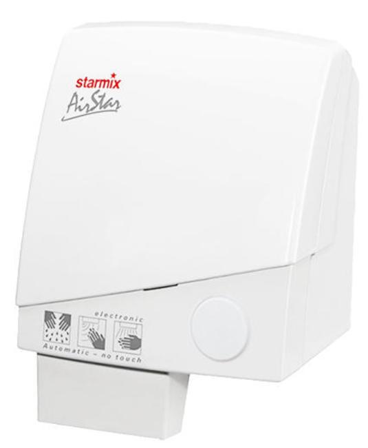 Сушилка для рук Starmix T 80 E (02 34 27), фото