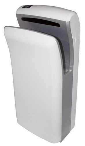 Скоростная сушилка для рук G-1800 PW (Белый), фото