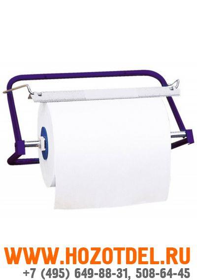 Держатель бумажных полотенец штанговый, настенный., фото