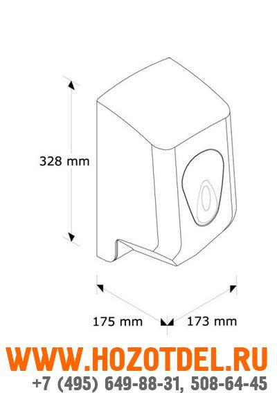 Полотенцедержатель для бумажных полотенец в рулонах., фото