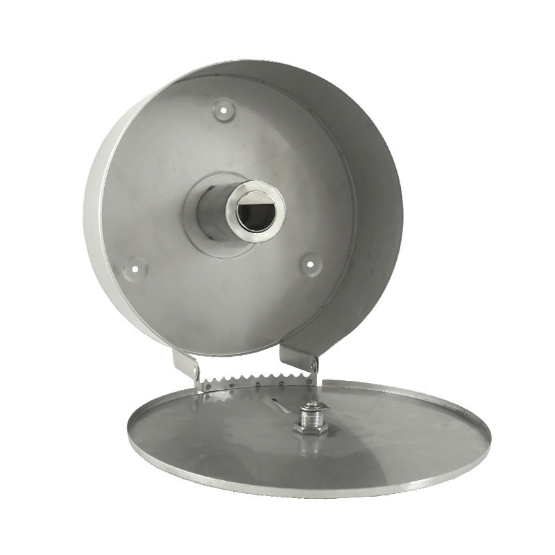 Диспенсер для туалетной бумаги HOR-1208R (Сталь (матовая)), фото