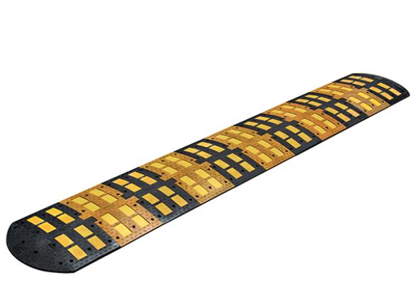 Фото - Лежачий полицейский ИДН 900 средний желтый