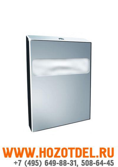 Держатель туалетных подкладок металлический MERIDA STELLA (полированный)., фото