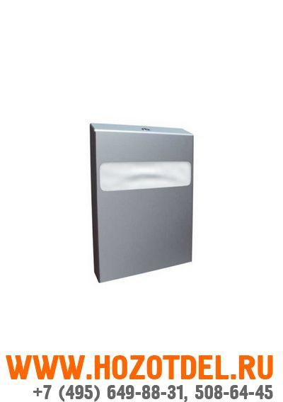 Держатель туалетных подкладок металлический MERIDA STELLA (матовый)., фото