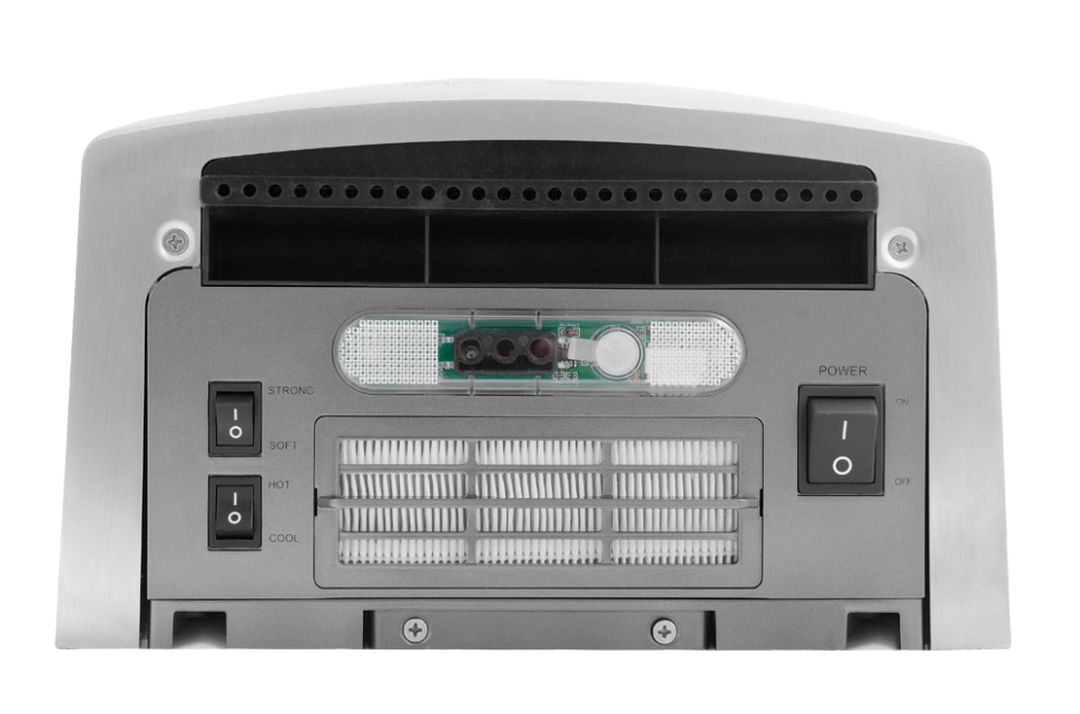Электросушитель для рук HÖR-K2013A, фото