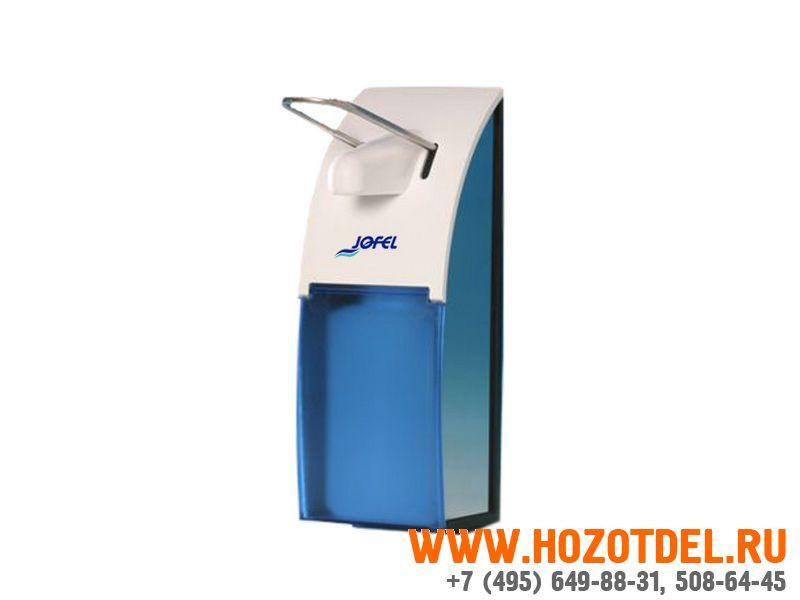 Локтевой дозатор жидкого мыла Jofel АС 12000, фото