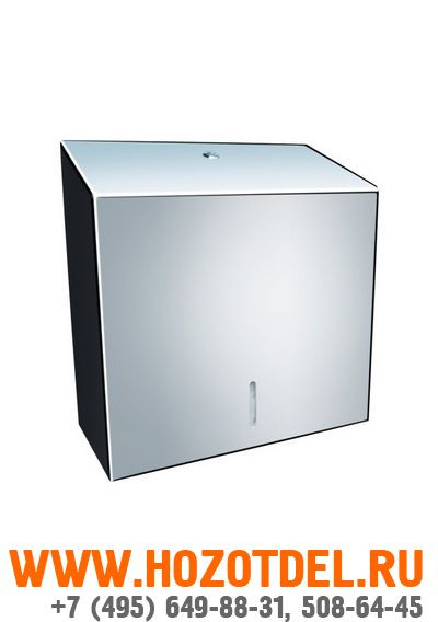 Держатель туалетной бумаги металлический MERIDA STELLA MAXI (матовый)., фото
