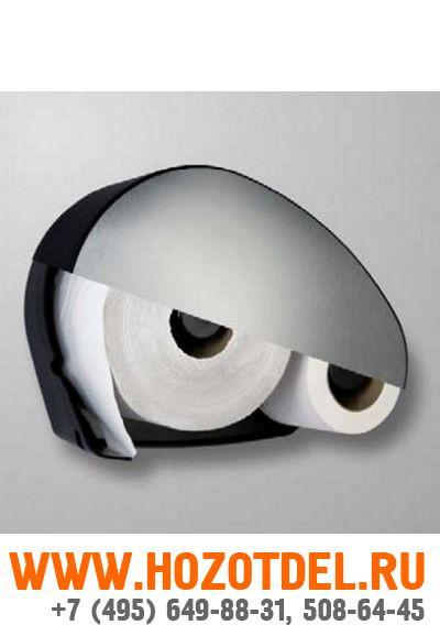 Держатель туалетной бумаги в рулонах MERIDA MERCURY mini (черный)., фото